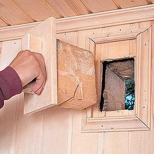 Избавиться от плесени поможет хорошо продуманная система вентиляции