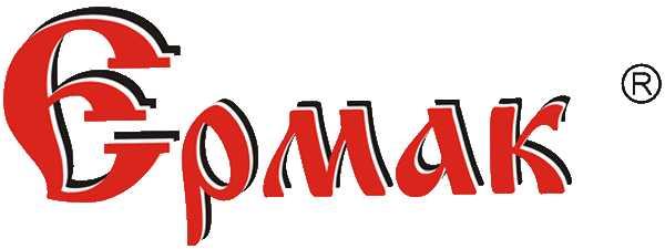 Логотип комапании Ермак