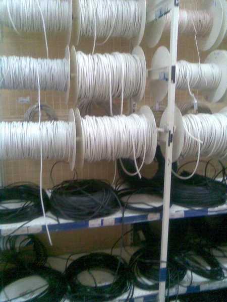 Избираем кабели для проводки в бане