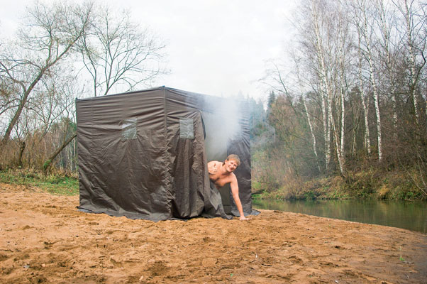 Походная баня-палатка Nova Tour