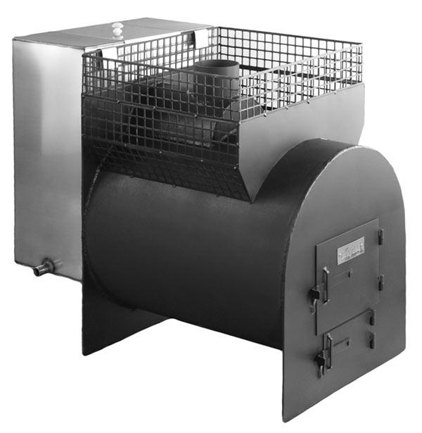 "Печь ""Жара-стандарт 650"" для бани фото"