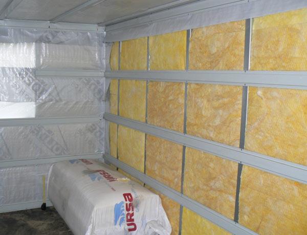 Утепление бани или сауны - важная часть строительных работ
