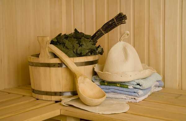 Аксессуары для бани или сауны
