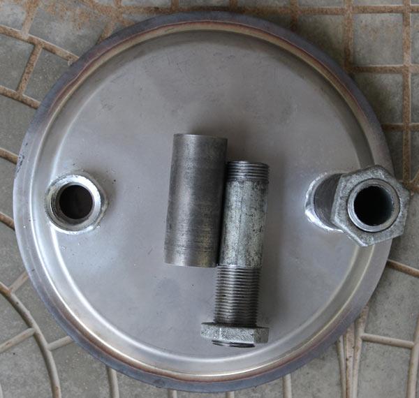 Теплообменник для печки из нержавейки Пластинчатый теплообменник Анвитэк AX 005 Самара
