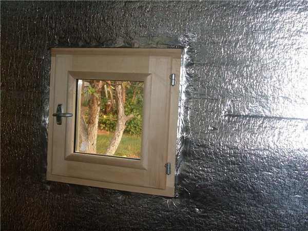 Утепление стен бани изнутри своими руками