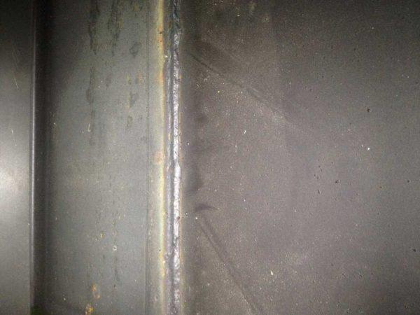 Это фото сварного шва топки (для увеличения размера щелкните по ней левой клавишей мыши)