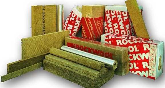 Ассортимент минеральной базальтовой ваты Роквул   обширный
