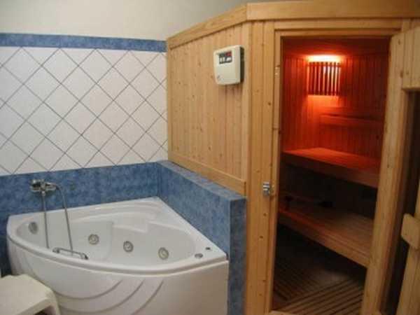 Домашняя сауна в квартире
