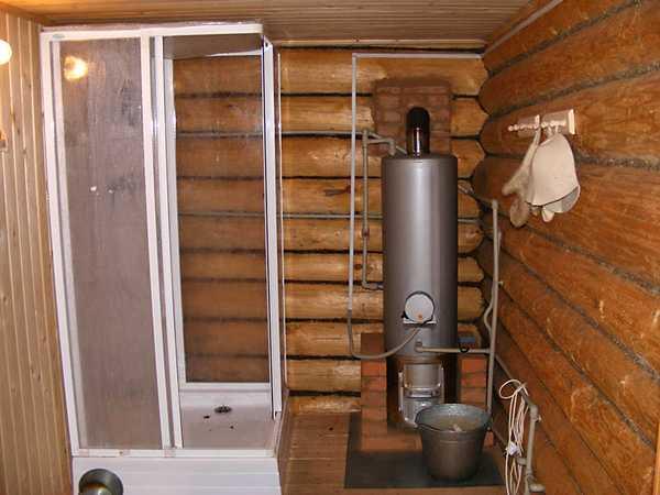 Гидроэлектростанция на ручье