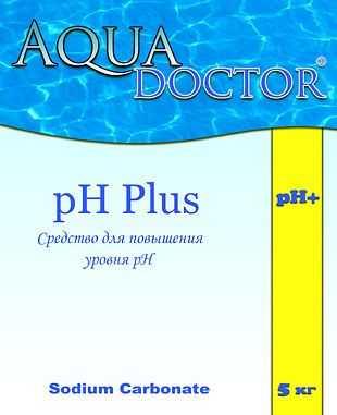 """Таблетки для коррекции кислотности воды в бассейне имеют в названии слова """"плюс"""" и """"минус"""""""