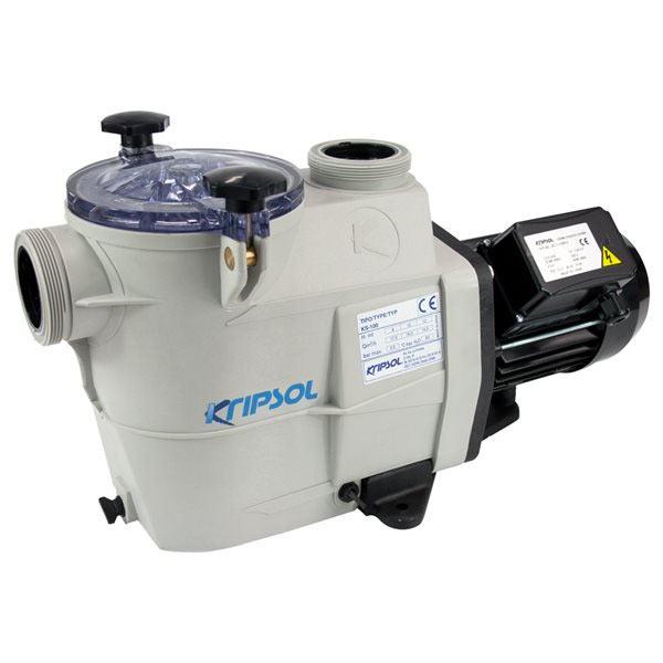 Мощный насос для бассейна Kripsol Koral KS-150. Производительность - 21,9 м3/ч. Напряжение питания - 220 вольт.