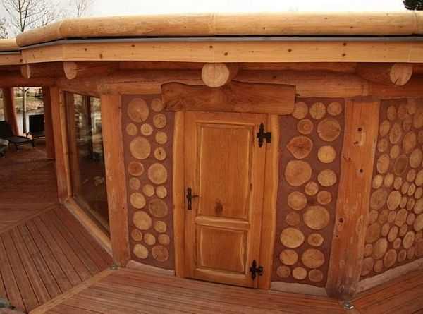Баня из дерева пошагово