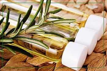 Если нет эвкалипта или розмарина - можно использовать ароматические масла