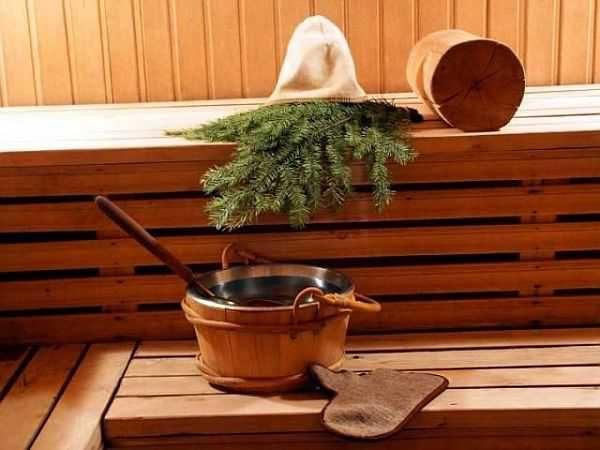 Веники - одно из средств оздоровления в бане