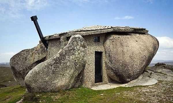 Баня в камнях