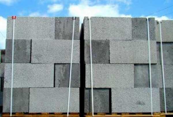 Качество фундаментных блоков для ручной кладки необходимо инспектировать