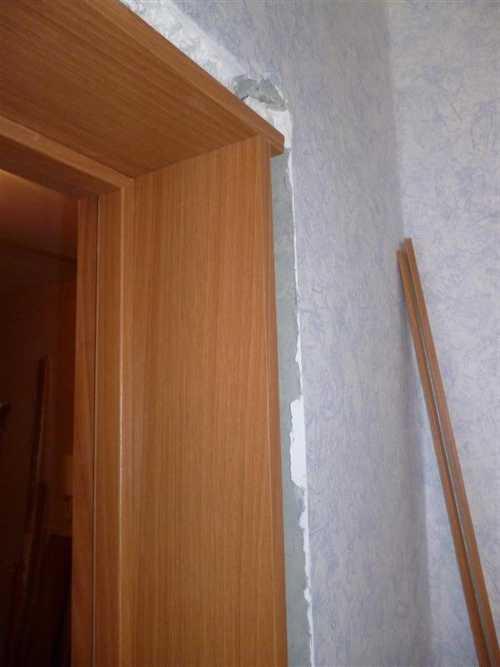 Установка доборов дверей своими руками фото смотреть