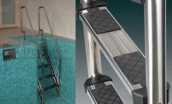 Лестницы для каркасных бассейнов своими руками фото 41