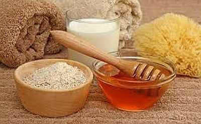 Мед в бане придает коже гладкость и упругость