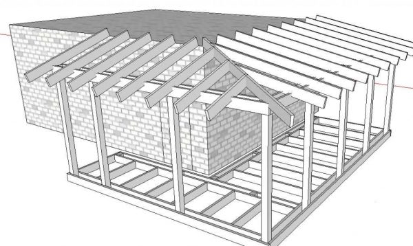 Проекты бань с террасой: фото, чертежи, фундаменты, особенности строительства своими руками