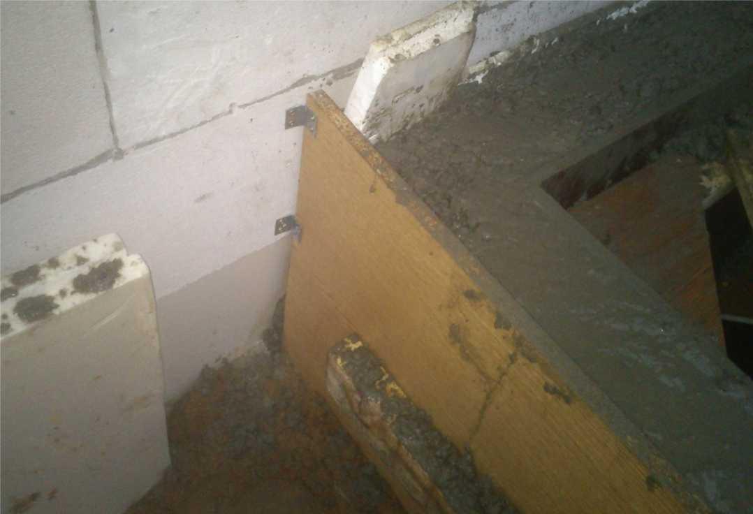 Бани из бетона своими руками 392