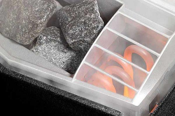 Мощность печи для бани и сауны надо подбирать исходя из размеров парилки и степени утепления