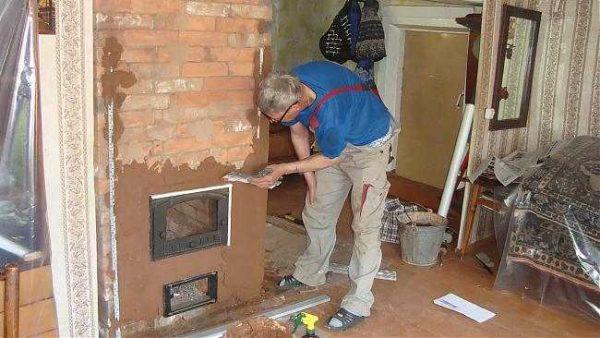 Глиняный раствор нужно верно приготовить