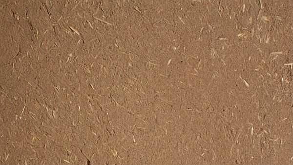 Глина с опилками