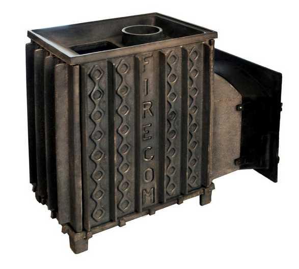 Печь для бани из чугуна