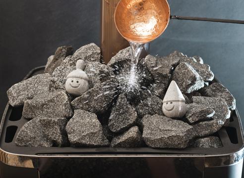 Камни для бани не менее важны чем печь. Какие камни для бани лучше?
