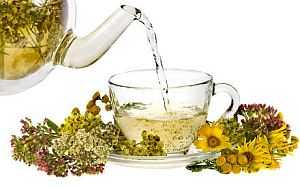 Новый травяной чай нужно применять осторожно, особенно в бане
