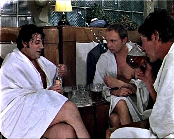 Можно ли пить пиво и водку в бане