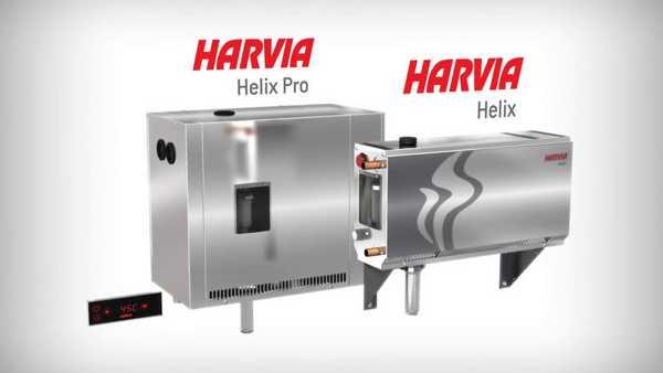 Разные по мощности парогенераторы (бытовой и промышленный)