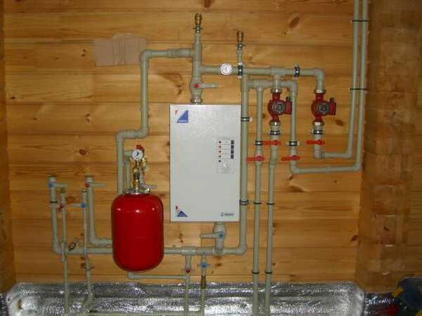 Газовое отопление требует продуманного проекта