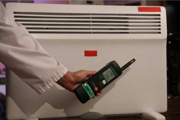 Конвекторы - один из вариантов отопления бани электричеством