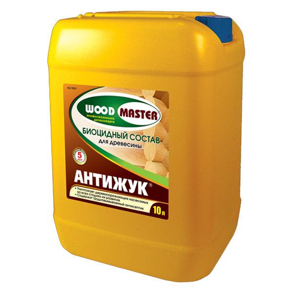 {amp}quot;Антижук{amp}quot; - защитит древесину от насекомых-вредителей