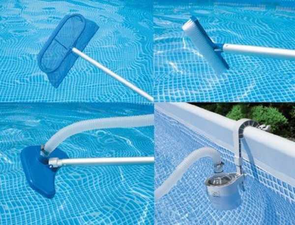 Набор для чистки бассейна