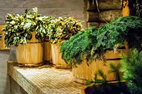 Пар, веник, лечебные травы - вот чем лечит баня