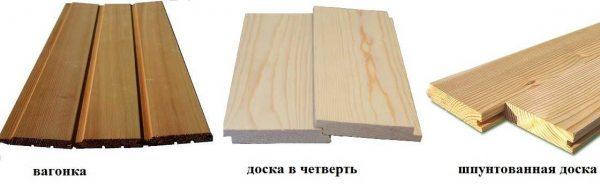Чем можно обшить потолок в бане