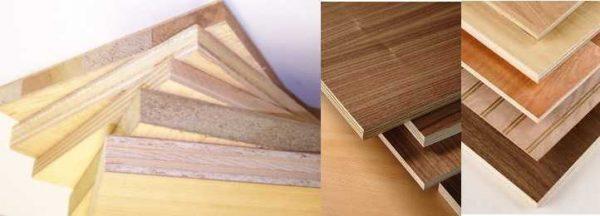 Видов фанеры много и как строительный или отделочный материал она очень удобна