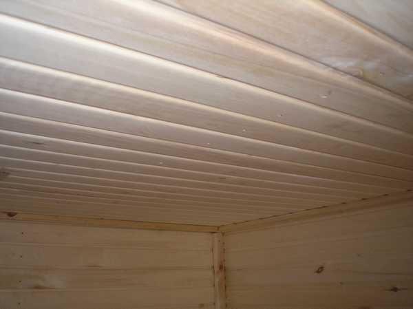 Настильные потолки делают при расстоянии между несущими стенами не более 2,5 метров