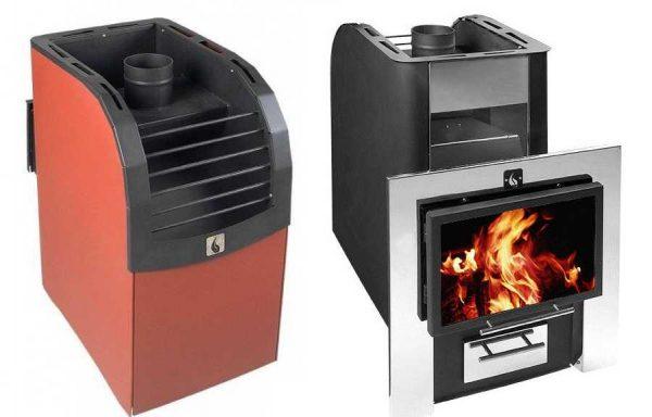 Ниагара-сетка - печь для более мягкой атмосферы в парной