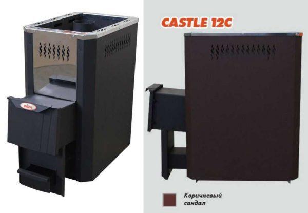 Внешний вид Вира Castle